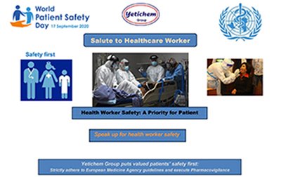 World Patient Safety Day (17 September 2020)